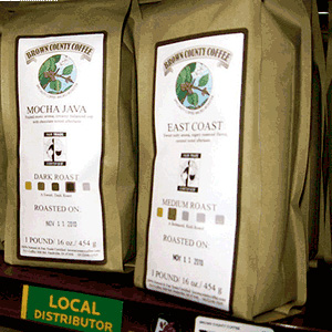 Brown County Coffee